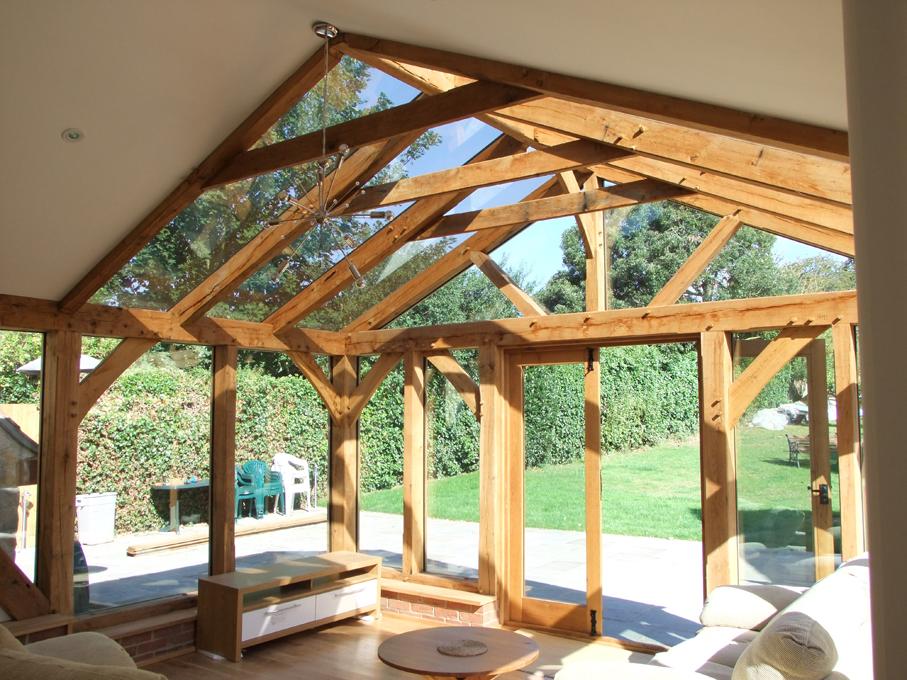 Oak Framed Garden Rooms Amp Extensions Townsend Timber