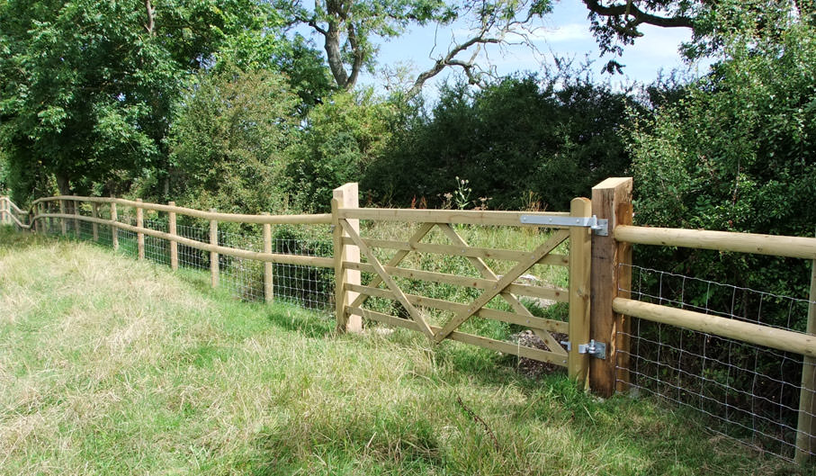 Fence Erecting Service All Types Townsend Timber