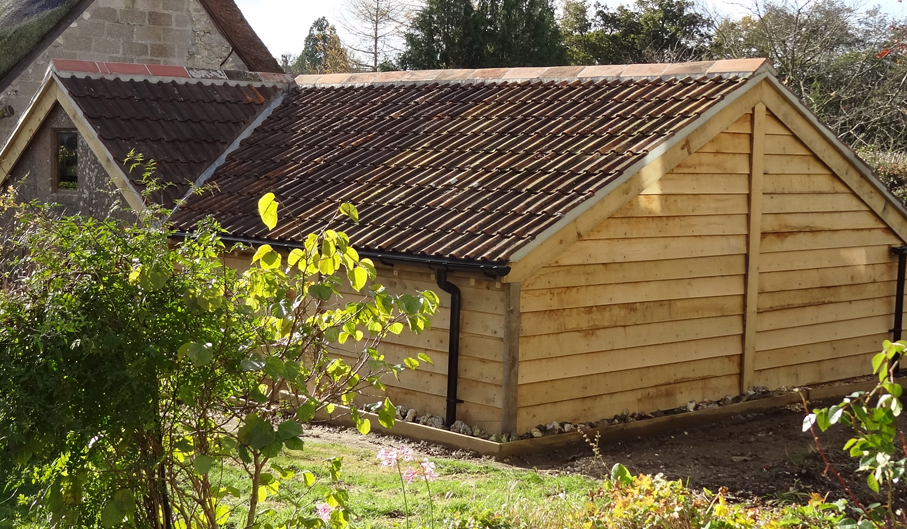 Oak Framed Garages Amp Outbuildings Townsend Timber