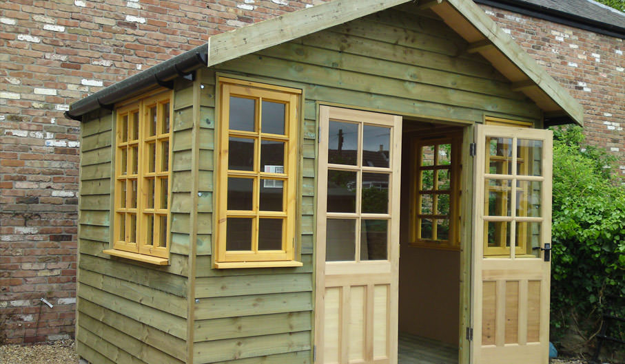 Summerhouses Home Offices Chalets Townsend Timber