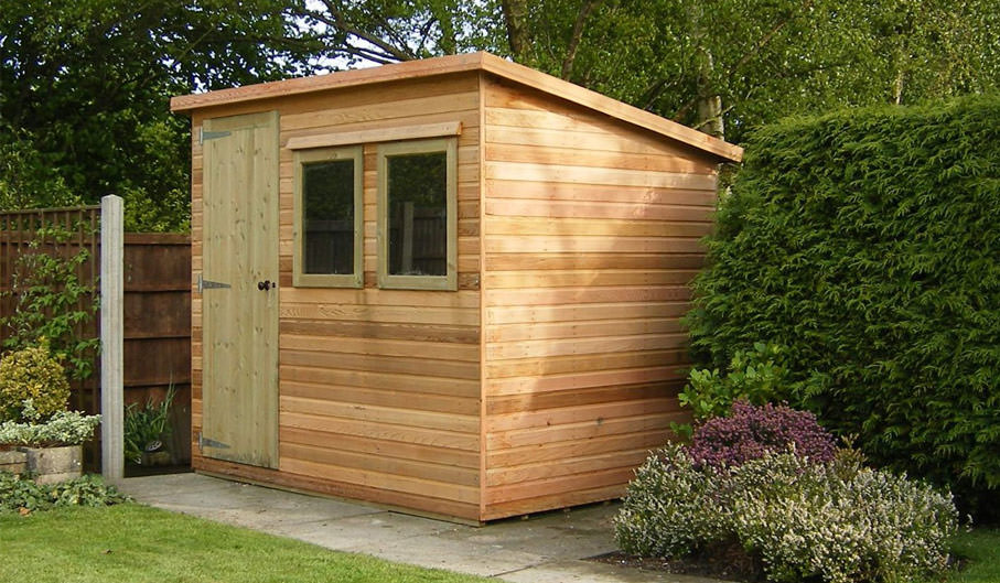 Workshops & storage sheds - Townsend Timber