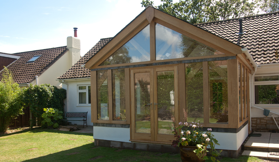 Oak Framed Garden Rooms Amp Extensions Townsend Timber