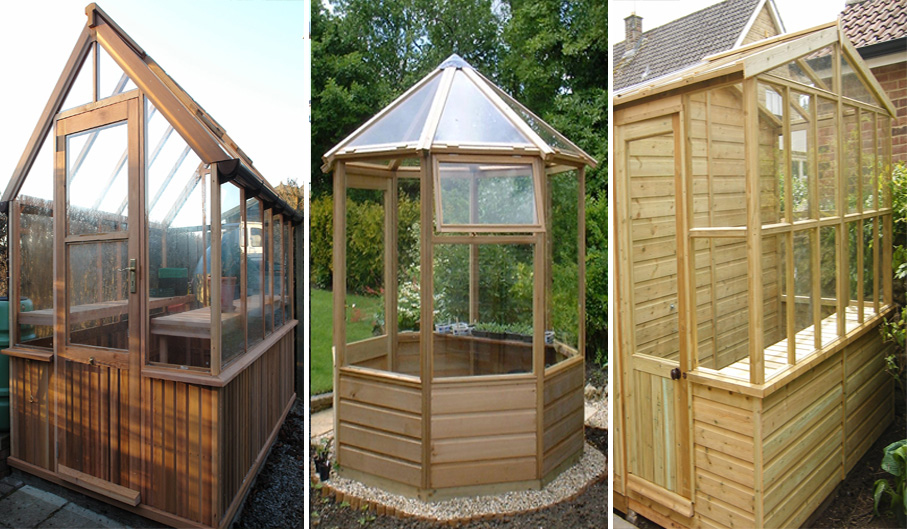 Timber Greenhouses Amp Conservatories Townsend Timber